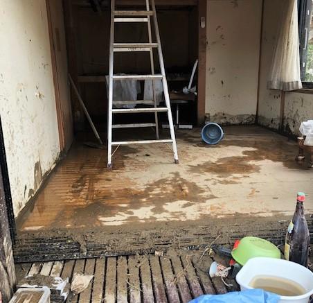 豪雨被害|一般社団法人 七草会 就労継続支援B型 あらた 熊本県人吉市